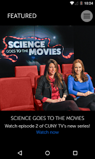 Science Goes to the Movies - screenshot