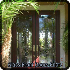 Glass Front Doors Entry