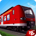 Game Train Driver Sim 2015 APK for Kindle