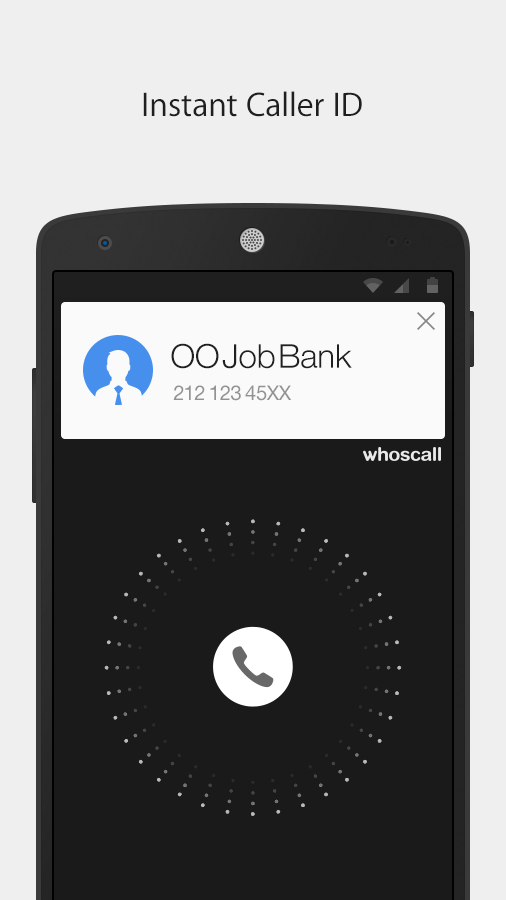 Whoscall - Caller ID & Block Screenshot 0