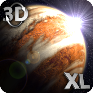 Venus in HD Gyro 3D XLVersion New App on Andriod - Use on PC