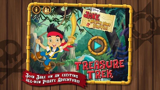 Jake's Treasure Trek- screenshot thumbnail