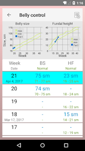 App Pregnancy Calendar APK for Windows Phone