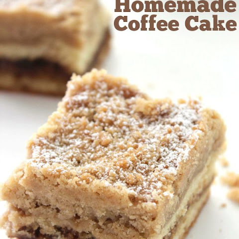 Homemade Coffee Cake