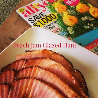 Peach Preserves Glaze For Ham Recipes