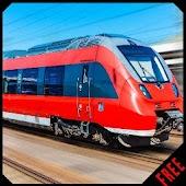 Zug-Fahrsimulator