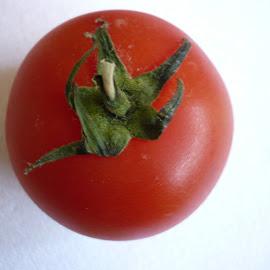Tomato by Drago Ilisinovic - Food & Drink Fruits & Vegetables