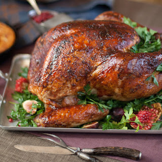 Maple Brined Turkey