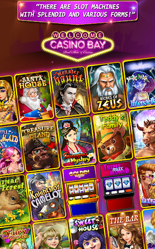 Casino Bay - Slots, VideoPoker - screenshot