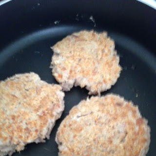Clean Eating Tuna Cakes
