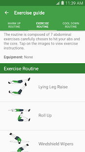 Ultimate Ab & Core Workouts APK for Bluestacks