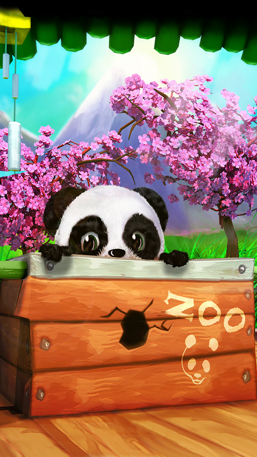 Daily Panda : virtual pet Screenshot