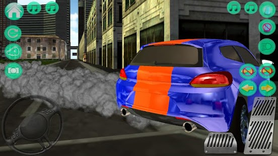 Car Riding In The City - screenshot