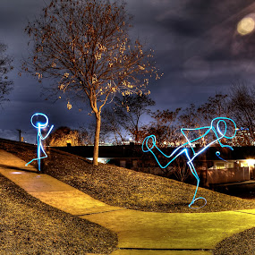 Faultline Park by Mat Hockett - City,  Street & Park  City Parks