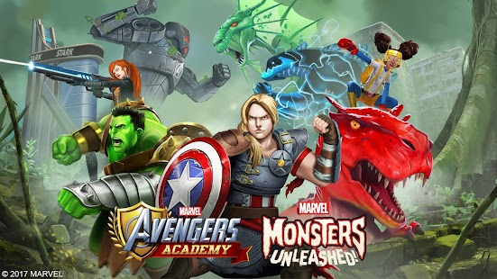 MARVEL Avengers Academy APK for Ubuntu