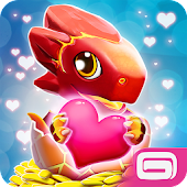 Game Dragon Mania Legends APK for Kindle