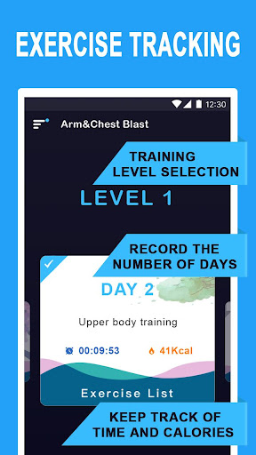 Arm&Chest Blast screenshot 1