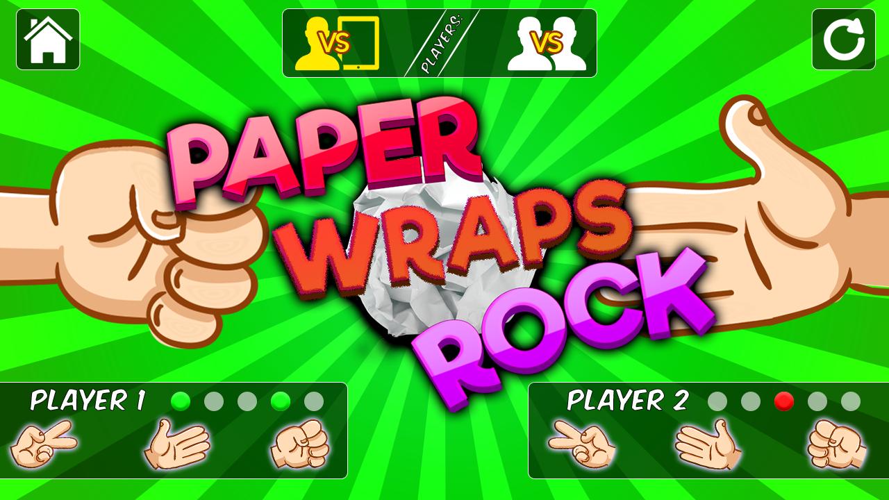 Rock Paper Scissor Klassische Schlacht android spiele download
