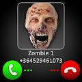 Fake Call Zombie Prank APK for Bluestacks