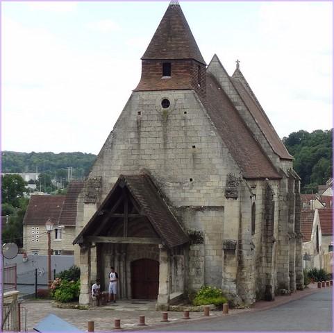 photo de Saint Leufroy (Thiverny)