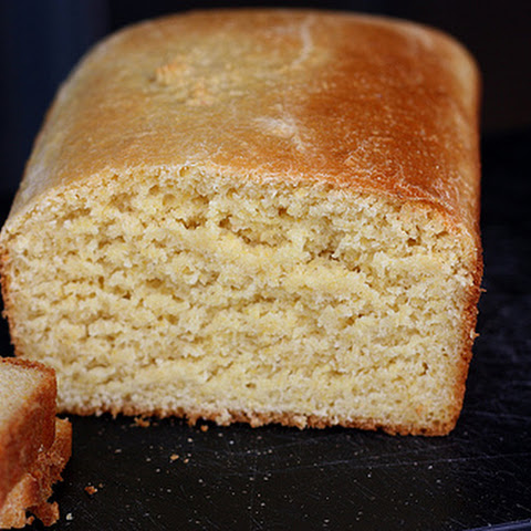Yeasted Cornbread Loaf