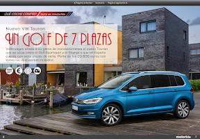 Screenshot of Motorlife Magazine