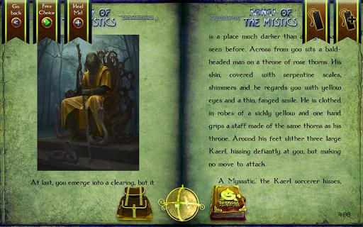 GA 11: Songs of the Mystics - screenshot