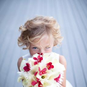 by Trevor Brown - Wedding Getting Ready