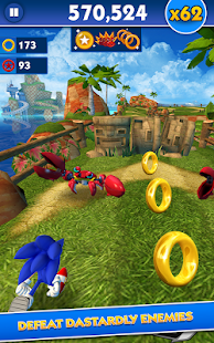 Download Sonic Dash APK for Android Kitkat
