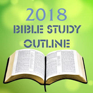 2018 Church of Nigeria Bible Study Outline for PC-Windows 7,8,10 and Mac