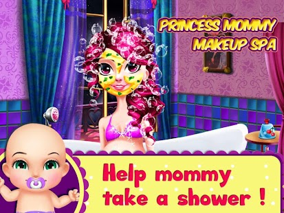 Princess Mommy Makeup SPA- screenshot thumbnail