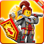 Guide for LEGO NEXO KNIGHTS MERLOK 2.0 Icon