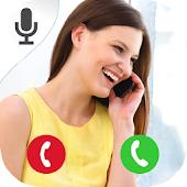 تكلم بصوت فتاة مع المتصل Prank