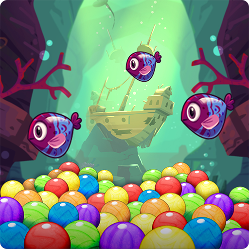 Fish Pop Bubble Shooter (game)