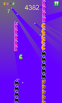Flappy Abjad Color apk screenshot