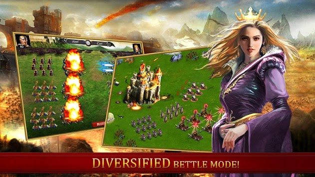 Age Of Kingdom : Empire Clash APK screenshot thumbnail 3