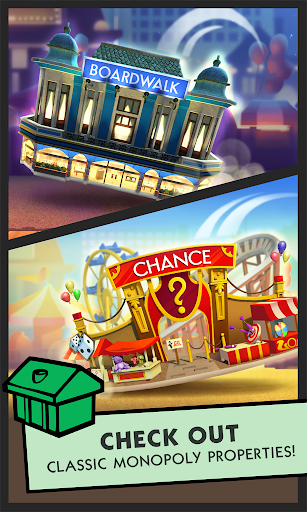 Boardwalk Bingo: MONOPOLY - screenshot
