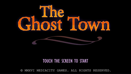The Ghost Town For PC