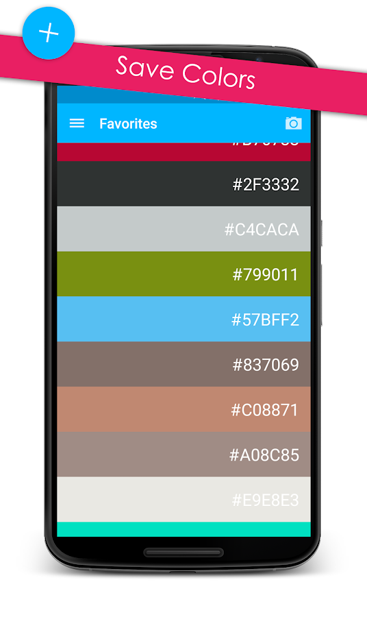 Pipette Plus - Color Picker Screenshot 5