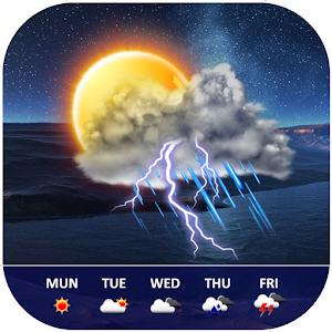 Weather Forecasting & Updates Chanel for PC-Windows 7,8,10 and Mac