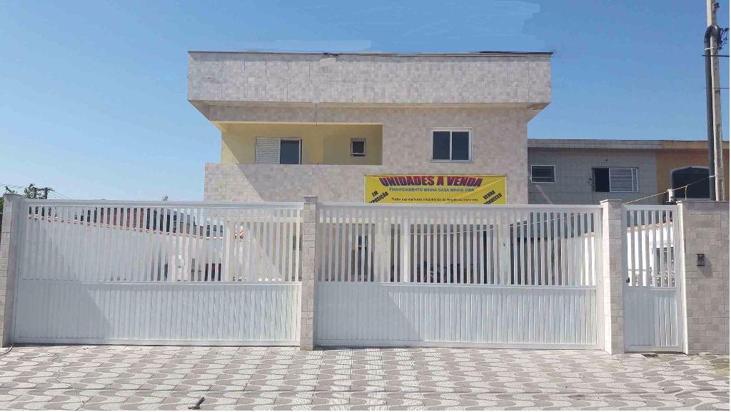 Sobrado de 2 dormitórios em Jardim Glória, Praia Grande - SP