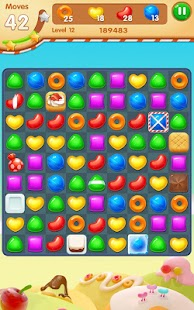 Game Sweet Candy Fever APK for Windows Phone