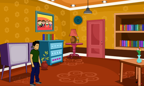 Foyer Room Escape : Escape pink foyer room apk free puzzle games for