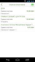 Screenshot of Приват24 Бизнес