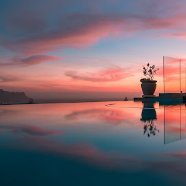 #sunset sunday #2 Dreamy Reflections by Johan Nieuwoudt - Landscapes Sunsets & Sunrises