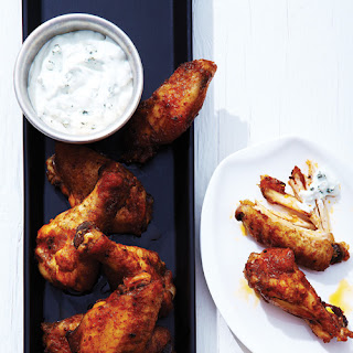 Low Fat Baked Chicken Wings Recipes