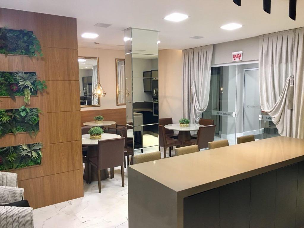 Apartamento com 3 dormitórios à venda, 130 m² - Meia Praia - Itapema/SC