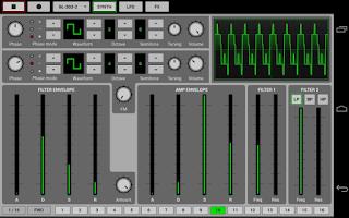 Screenshot of AUDIOID