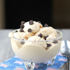 Peanut Butter Frozen Yogurt