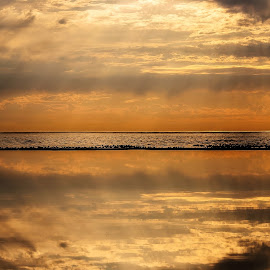 Reflections of Shades by Trevarri Rademeyer - Landscapes Beaches